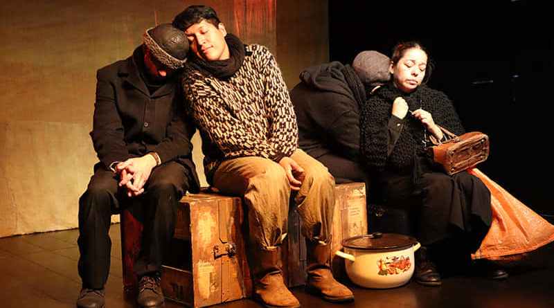 Obra de Teatro Grupo Aula 21