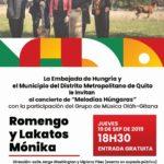 Concierto de Melodías Húngaras en 'La Mariscal'