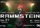 One Man Army Ec en concierto-homenaje a Rammstein