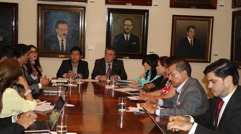 Se fijó agenda de trabajo con Asambleístas de Pichincha