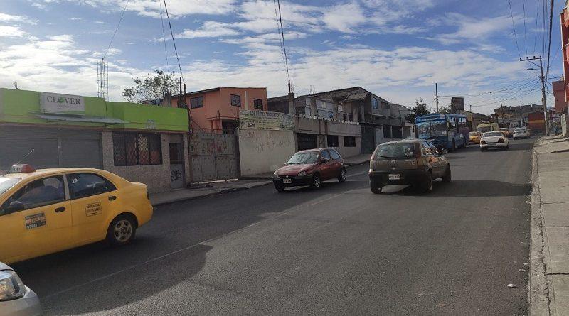CONCLUYERON LOS TRABAJOS AVENIDA MARISCAL SUCRE