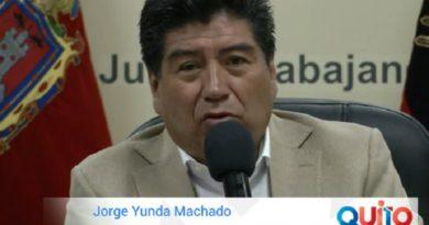 ALCALDE JORGE YUNDA