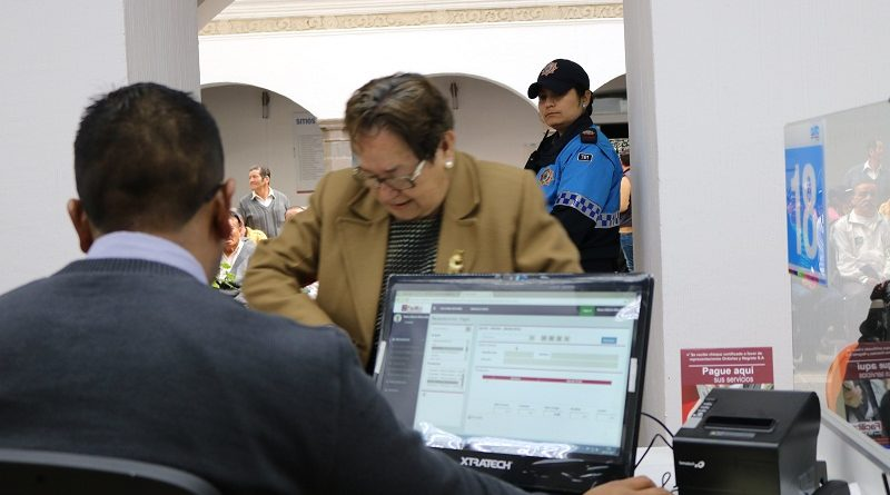 BALCÓN SERVICIOS CENTRO