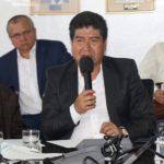 Alcalde pide paz y recuperar la tranquilidad