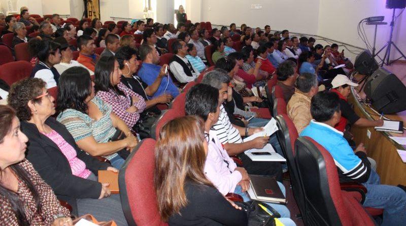 Líderes comunitarios de Calderón y Llano Chico priorizarán  obras