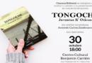 Se presenta la novela 'Tongoche'