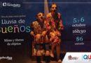 Una lluvia de sueños del grupo de Mimo y Teatro 'Trompos y Garabatos'