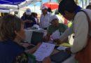 Municipio móvil visita a Yaruquí