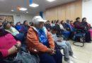 En conmemoración al Día Mundial de la Diabetes se realizaron talleres preventivos para Adultos Mayores