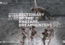 Llega al Ecuador Dictionary of the Khazars, DreamHunters