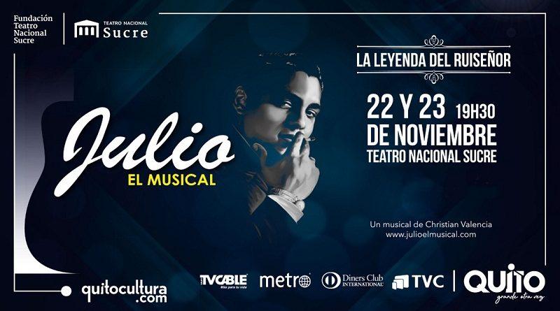 JULIO JARAMILLO EL MUSICAL