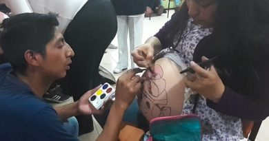 Atención gratuita adolecentes embarazadas UMSS