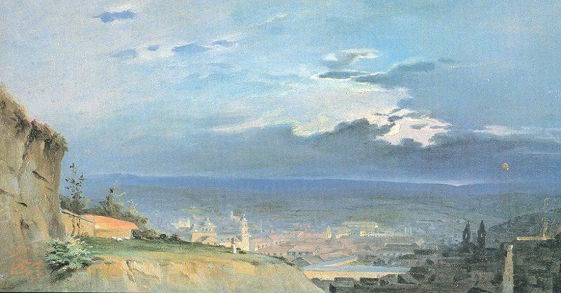 Vista panorámica de Quito