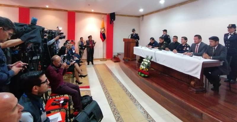 Plan de prevención, respuesta y movilidad por la peregrinación al Quinche