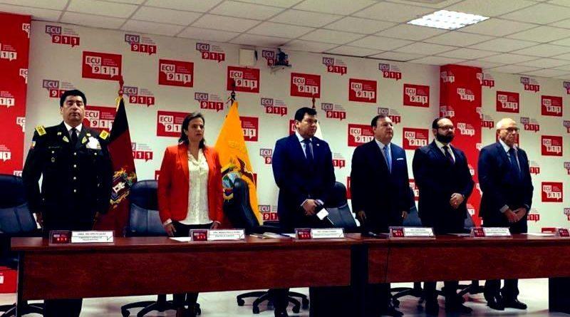 Gobierno Nacional y Municipio de Quito unen esfuerzos en pro de la seguridad