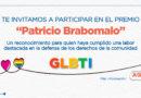 Abierta la convocatoria al premio 'Patricio Brabomalo'