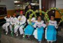 Grupo de danza de Toctiuco participó en el Inter Casa Somos