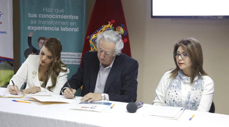 Convenio Patronato Municipal Ministerio de Trabajo