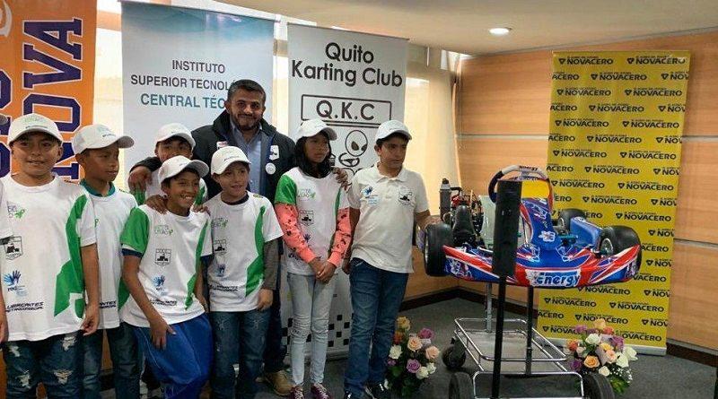 Copa Karting 'Niños del Futuro' aporta a la erradicación del trabajo infantil