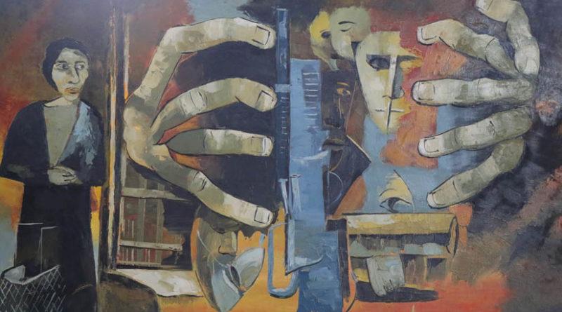 Exposición pintura Ecuatoriana
