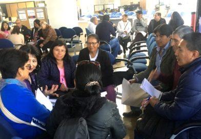 Escuelas de Participación Ciudadana capacitan a los vecinos de la Zona Eugenio Espejo