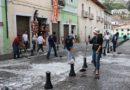 IMP continúa con las mingas permanentes para recuperar el Centro Histórico