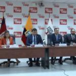 Gobierno Nacional y Municipio de Quito trabajan por la seguridad de la Capital