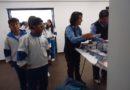 En Calderón se capacita a los estudiantes en salud