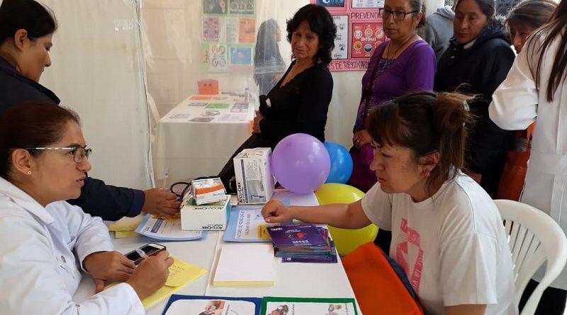 Feria de Salud Preventiva UMSN