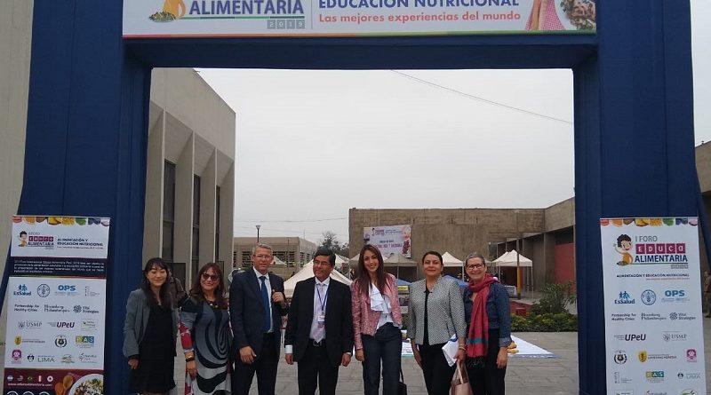 I Foro Educa Alimentaria 2019