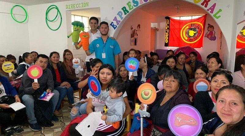 Estado nutricional en Quito