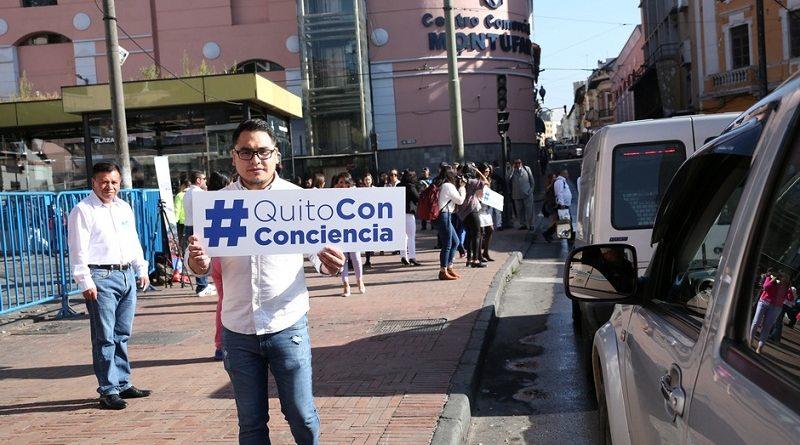 CAMPAÑA QUITO CON CONCIENCIA