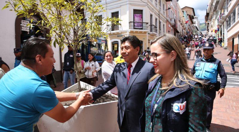 Recuperación espacio público La Marín