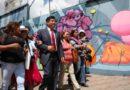 La Marín luce renovada para festejar a Quito