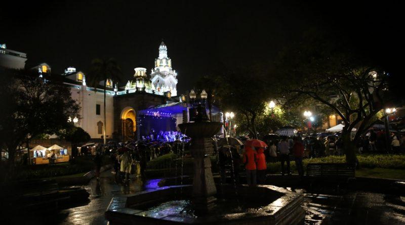 Noche de Las Plazas