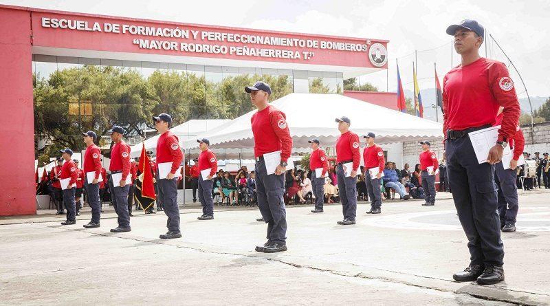 CURSO ENTREENTRENAMIENTO BOMBEROS PROVINCIAS 2