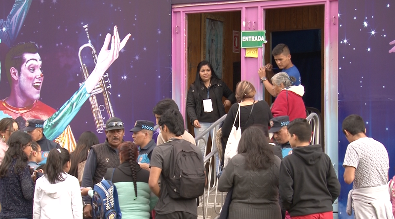 Ecuador Solidario y Ciudades de Alegría