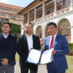 Biblioteca Nacional funcionará en el antiguo hospital Eugenio Espejo