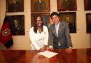 Municipio suscribió acuerdo por un Quito sin violencia de género