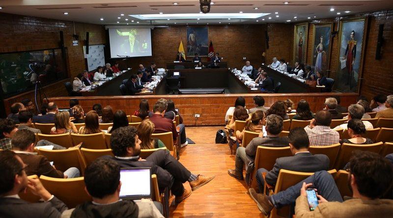 Concejo Metropolitano aprobó el presupuesto para el año 2020