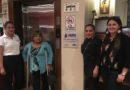 Sellos inclusivos progresivos se entregaron en la Zona Eloy Alfaro