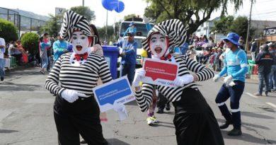 Campaña 'Yo Cuido Mi Quito'
