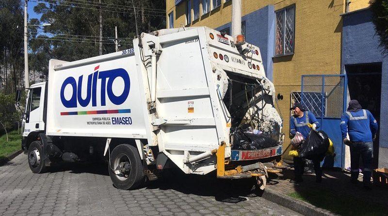 Recolección de basura 6 de diciembre