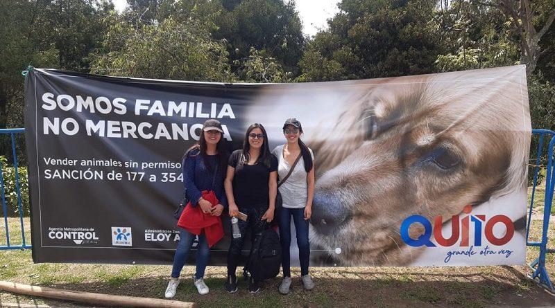 Campaña Somos Familia, no mercancía