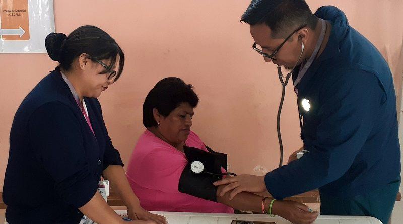 Atención médica Lucha de Los Pobres