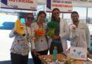 Unidad Educativa Municipal Julio Moreno, recibió talleres de prevención de malnutrición, salud sexual y reproductiva