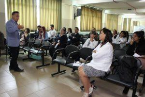 Prevención de consumo de drogas en UEM