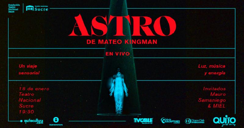 Astro Mateo Kingman