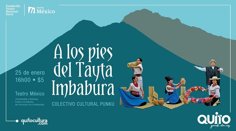 A LOS PIES DEL TAYTA IMBABURA