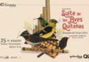 El cantar de las aves quiteñas en un concierto del Ensamble del Viento